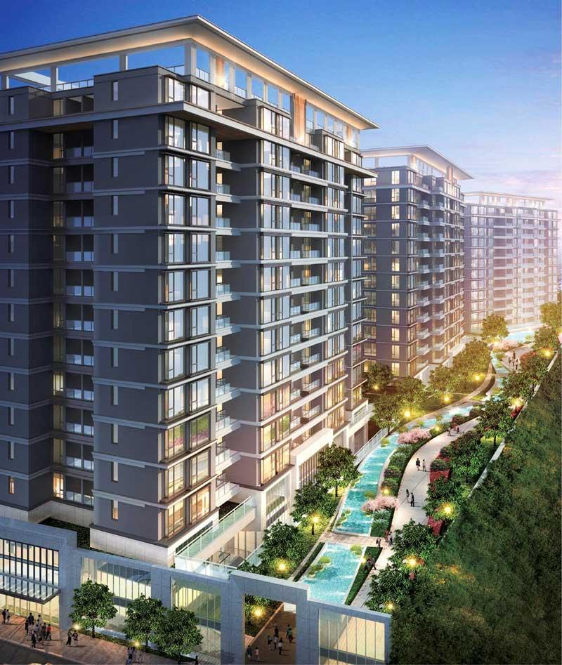 Bluetown Elegance, Thalawathugoda Bluetown Real Estate Company